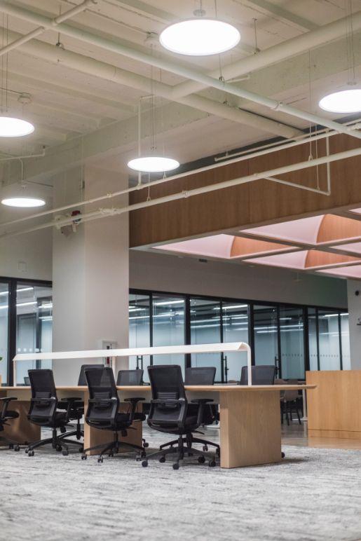進駐新辦公室前,要做好消毒、除蟲、除甲醛等工程,才能安心入伙。